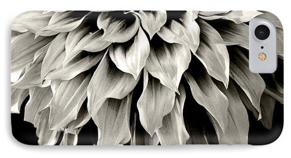 Dahlia Flower  Phone Case by Sumit Mehndiratta