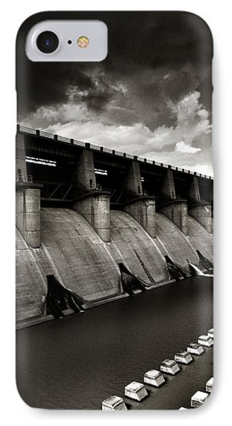IPhone Case featuring the photograph Dam-it by Brian Duram