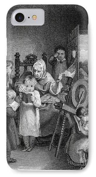 Dames School, 1812 Phone Case by Granger