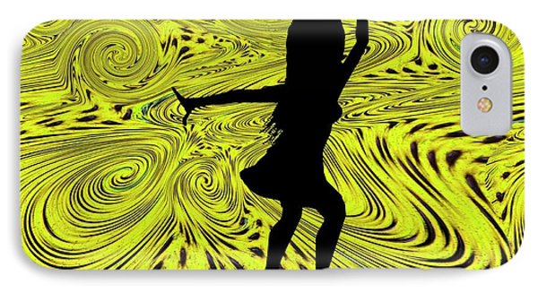 Dance Phone Case by Bill Cannon