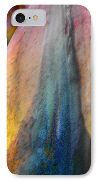 IPhone Case featuring the digital art Dance Through The Light by Richard Laeton