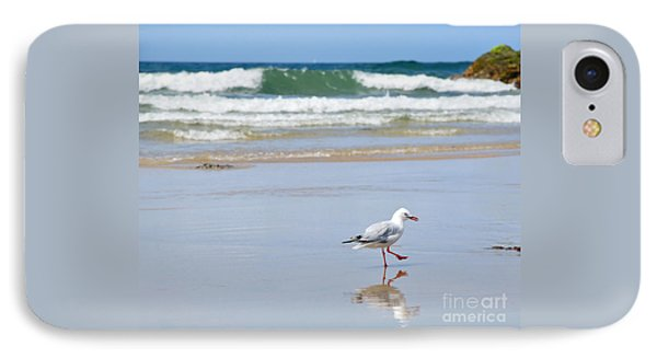 Dancing On The Beach Phone Case by Kaye Menner