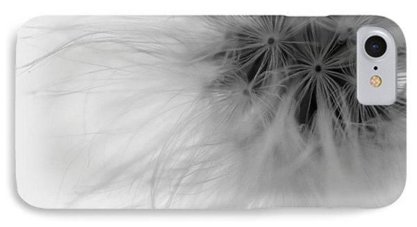 Dandelion Macro Phone Case by Zoe Ferrie