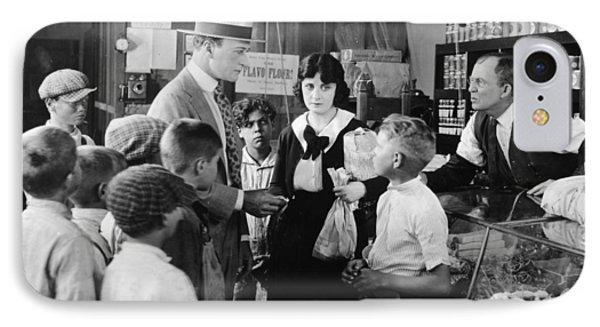 Dangerous Talent, 1920 Phone Case by Granger