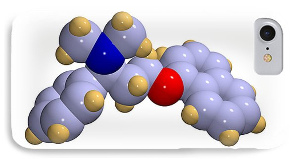 Dapoxetine Premature Ejaculation Drug Phone Case by Dr Mark J. Winter