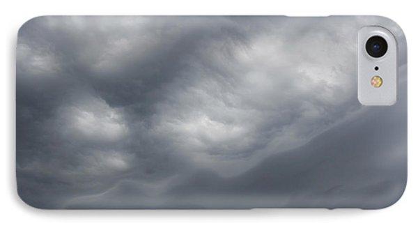 Dard Sky Before Storm Phone Case by Michal Boubin