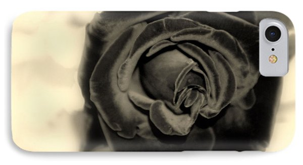 IPhone Case featuring the photograph Dark Beauty by Kay Novy