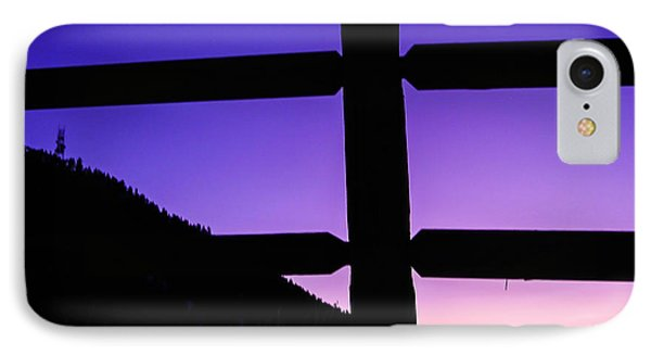 IPhone Case featuring the photograph Darkening Sky by Shannon Harrington