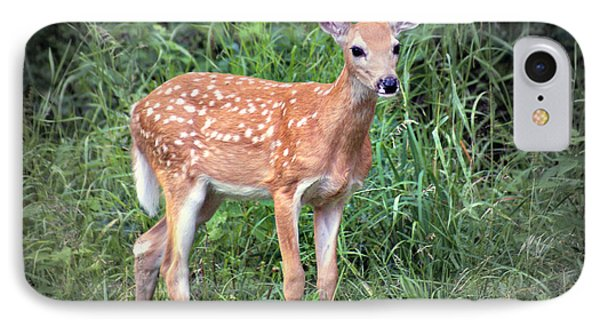 Darling Fawn Phone Case by Marty Koch