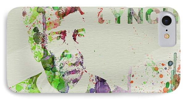 David Lynch Phone Case by Naxart Studio