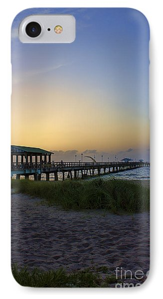 Dawn Is The Time IPhone Case by Anne Rodkin