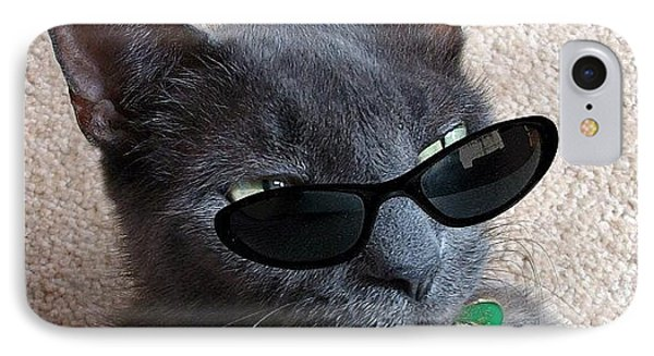 Day 16 #marchphotoaday #sunglasses IPhone Case by Cameron Bentley