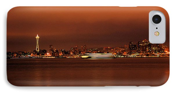 Daybreak Ferry IPhone Case