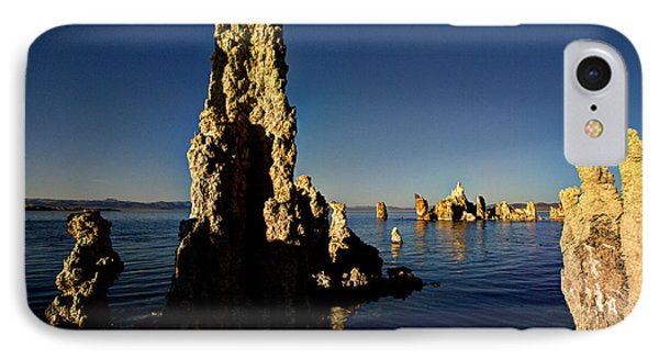 Daybreak On Mono Lake Phone Case by Joe Schofield