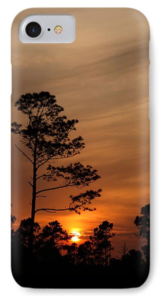 IPhone Case featuring the photograph Days Dusk by Cindy Haggerty