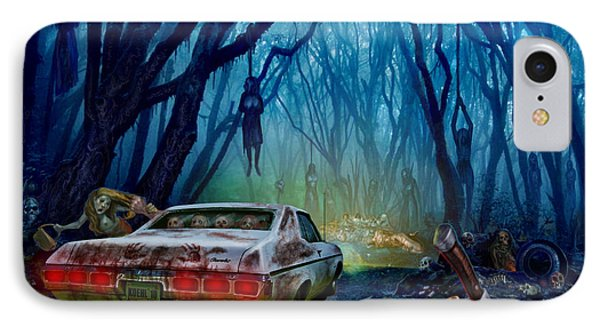 Dead End IPhone Case by Tony Koehl