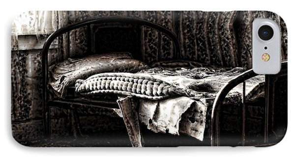 Dead Sleep Phone Case by Empty Wall