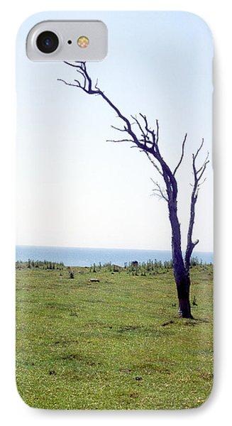 Dead Tree Phone Case by Victor De Schwanberg