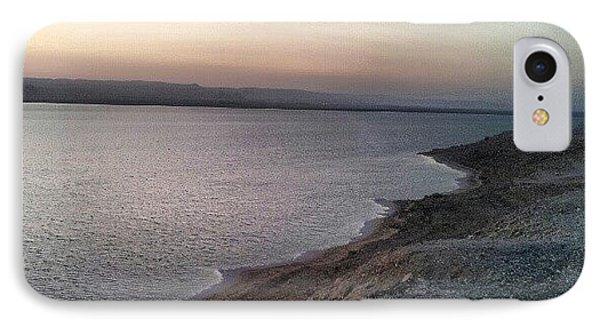 #deadsea #sea #water #jo #jordan #amman IPhone Case by Abdelrahman Alawwad