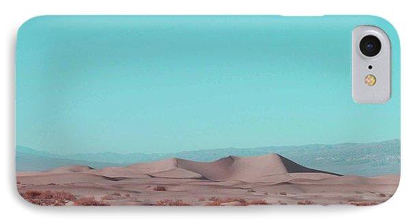 Death Valley Dunes 2 IPhone Case