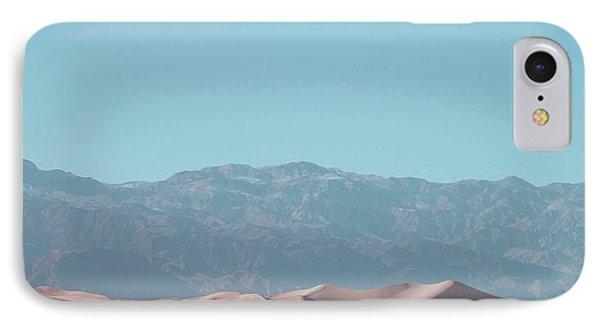 Death Valley Dunes IPhone Case