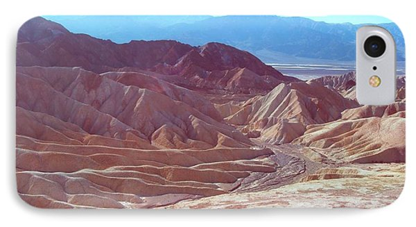 Death Valley Mountains 2 IPhone Case