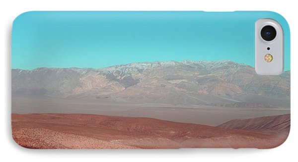 Death Valley View 3 IPhone Case by Naxart Studio