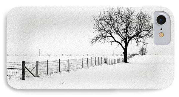 December IPhone Case by Sue Stefanowicz