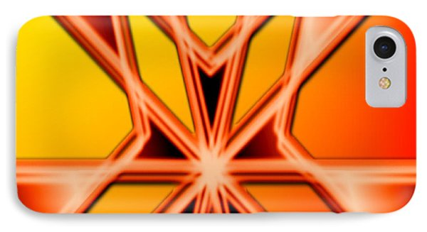 IPhone Case featuring the digital art Deep Thought by George Pedro
