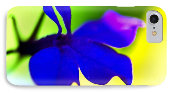 Deeply Blue Phone Case by Marie Jamieson