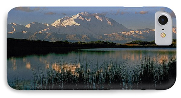 IPhone Case featuring the photograph Denali by Doug Herr