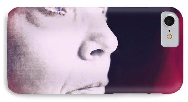 Depression Phone Case by Susan Leggett