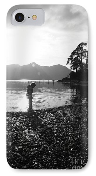 IPhone Case featuring the photograph Derwent by Linsey Williams