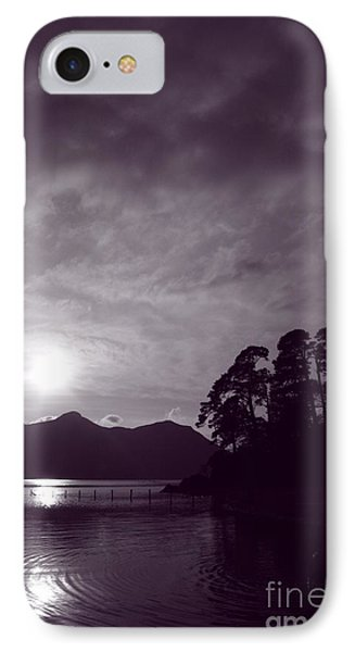 Derwent Ripples IPhone Case by Linsey Williams