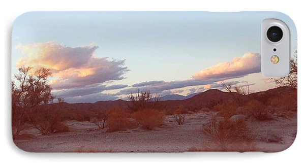 Desert And Sky IPhone Case