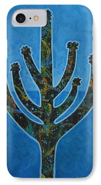 Desert Blue Phone Case by Lance Headlee