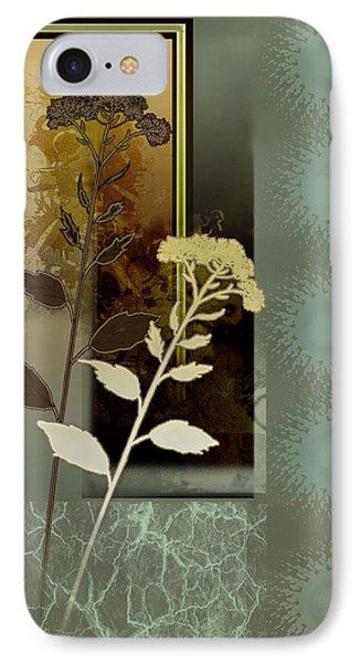 Desert Flowers Phone Case by Regina Femrite
