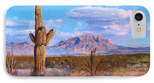 Desert Scene 4 IPhone Case