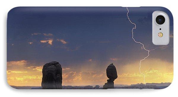 Desert Storm - Fs000484 Phone Case by Daniel Dempster
