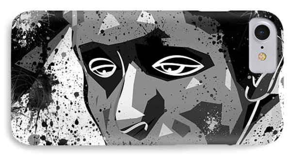Despair IPhone Case by Stephen Younts