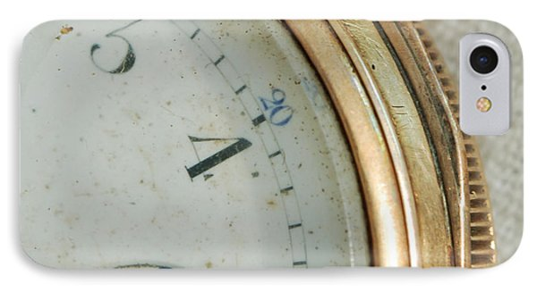 IPhone Case featuring the photograph Details Of Time 2 by Kay Lovingood