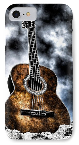 IPhone Case featuring the photograph Devils Acoustic by Jason Abando