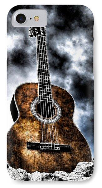 Devils Acoustic IPhone Case
