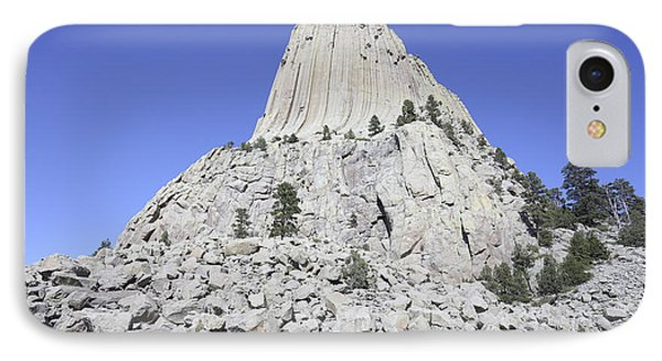 Devils Tower National Monument, Wyoming Phone Case by Richard Roscoe