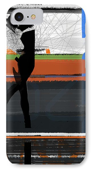 Devotion IPhone Case by Naxart Studio