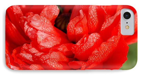 IPhone Case featuring the photograph Dewdrops by Fotosas Photography