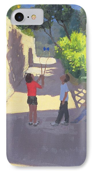 Diabolo France Phone Case by Andrew Macara
