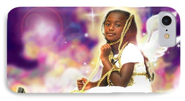 Diamond.angelic 2 IPhone Case
