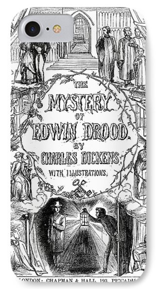 Dickens: Edwin Drood Phone Case by Granger