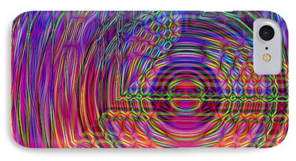 IPhone Case featuring the digital art Digets by David Pantuso